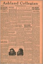 Image of 10-1919390216 - The Ashland Collegian February 16, 1939 Volume 17 Number 14