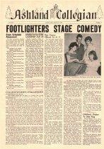 Image of 10-1919520111 - Ashland Collegian January 11, 1952 Volume 30 Number 8