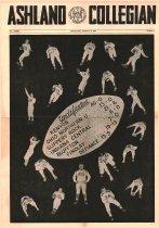 Image of 10-1919541119 - Ashland Collegian November 19, 1954 Volume 33 Number 5
