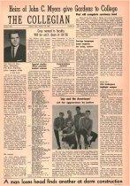 Image of 10-1919640110 - Ashland Collegian January 10, 1964 Volume 42 Number 8