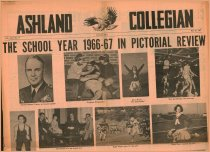 Image of 10-1919670526 - Ashland Collegian May 26, 1967 Volume 45 Number 13