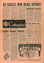 Image of 10-1919690313 - Ashland Collegian March 13, 1969 Volume 47 Number 16