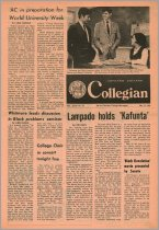 Image of 10-1919690515 - Ashland Collegian May 15, 1969 Volume 47 Number 22