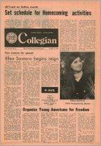 Image of 10-1919691023 - Ashland Collegian October 23, 1969 Volume 48 Number 5