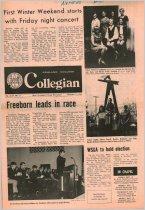 Image of 10-1919691211 - Ashland Collegian December 11, 1969 Volume 48 Number 11