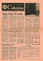 Image of 10-1919700122 - Ashland Collegian January 22, 1970 volume 48 Number 13