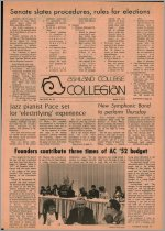 Image of 10-1919730301 - Ashland Collegian March 1, 1973 Volume 15 Number 19