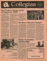 Image of 10-1919750220 - Ashland Collegian February 20, 1975 Volume 53 Number 20