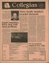 Image of 10-1919750925 - Ashland Collegian September 25, 1975 Volume 54 Number 2