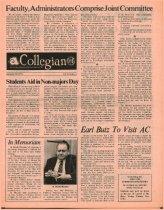 Image of 10-1919760930 - Ashland Collegian September 30, 1976 Volume 55 Number 3