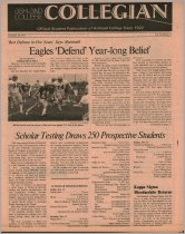 Image of 10-1919771110 - Ashland Collegian November 10, 1977 Volume 56 Number 9