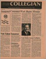 Image of 10-1919780209 - Ashland Collegian February 9, 1978 Volume 56 Number 12