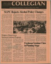 Image of Ashland Coleegian April 13, 1978