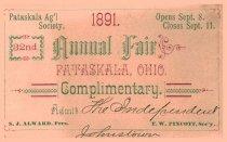 Image of Pataskala, Ohio annual fair pass