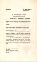 Image of Press Release February 11, 1964