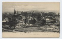 Image of Birdseye View, Village of Richmond, Staten Island, ca. 1905