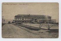 Image of Postcard, Terra Marine Inn, Huguenot, Staten Island, pub. by W.J. Grimshaw