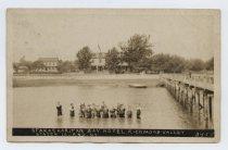 Image of Postcard, Stark's Raritan Bay Hotel,  ca. 1907-1915