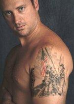 Image of Matt MacKittrick, photograph by Vinnie Amesse