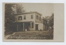 Image of Yetman House, Sprague Avenue, Tottenville, ca. 1910