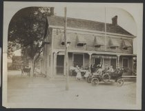 Image of [Dobler's Court House Hotel] - Print, Photographic