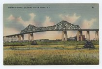 Image of Goethals Bridge. Gulfport, Staten Island, N.Y., ca. 1930-1950