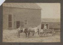 Image of Latourette farm, photo by DeWitt C. Wheeler, 1908