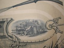 Image of detail of illustration at top right