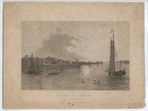 Image of New Brighton; from New York Bay, 1837