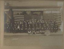 Image of Richmond Post #524 GAR, 1907