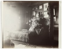 Image of [Middle parlor of Clear Comfort] - Print, Photographic