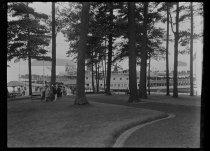 Image of Lake George Horicon at Hotel Sagamore - Negative, Film