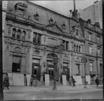 Image of Eden Musee, photo by Alice Austen, ca. 1908