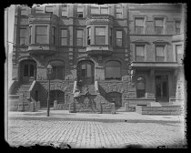 Image of Uncle Pete's house - Negative, Glass-plate