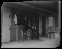 Image of Clear Comfort kitchen, photo by Alice Austen, ca. 1890-1900