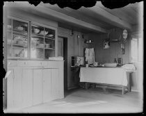 Image of Our kitchen, photo by Alice Austen, ca. 1890-1900