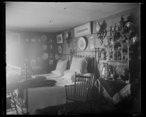 Image of Our room beds - Negative, Glass-plate