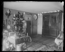 Image of Our room wardrobe, photo by Alice Austen, 1898