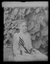 Image of Dr. Bissell, photo by Alice Austen, ca. 1891