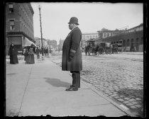 Image of Policeman No 642, photo by Alice Austen, 1896