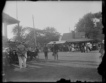 Image of Opening day, Staten Island Ladies' Club, photo by Alice Austen, 1895