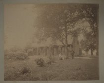 Image of [Guyon-Lake-Tysen house on its original site] - Print, Photographic