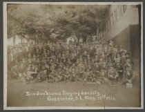 Image of Liederkranz Singing Society - Print, Photographic