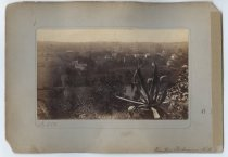 Image of View from Richmond Hill, photo by Isaac Almstaedt, ca. 1885