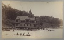 Image of S.I. Athletic C. Boat House - Print, Photographic
