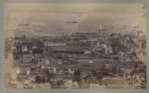 Image of View from Stapleton Heights, photo by Isaac Almstaedt, ca. 1885