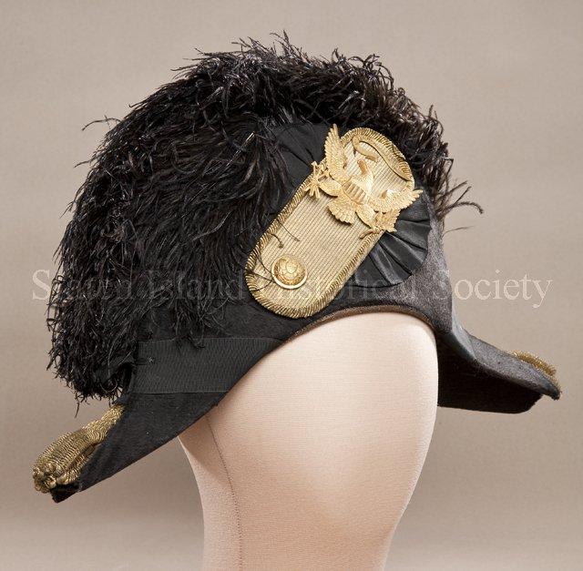 124b2f45 Uniform - Military Hat