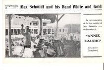 Image of postcard, Max Schmidt