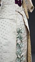 Image of detail of skirt