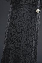 Image of detail of skirt